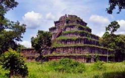Những điều bí ẩn của kim tự tháp bị lãng quên ở Campuchia