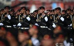 Video: Toàn cảnh lễ duyệt binh mừng Ngày Chiến thắng của Nga