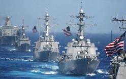 Biển Đông: Mỹ tiếp tục thách thức yêu sách bành trướng của Trung Quốc
