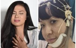 Việt Trinh bật khóc trước câu chuyện của mẹ con MC Thảo Vân