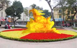 Hà Nội bác đề xuất dựng tượng rùa vàng tại Hồ Gươm