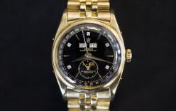 Cận cảnh đồng hồ Rolex của vua Bảo Đại giá kỷ lục 5 triệu USD
