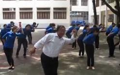 Chân dung thầy giáo U60 nhảy điệu