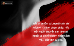 Hương Giang Idol bị miệt thị giới tính sau câu nói xúc phạm nghệ sĩ Trung Dân: Đứng về lẽ phải, nhưng hãy trân trọng con người!