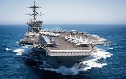 5 tàu sân bay hùng mạnh nhất mọi thời đại