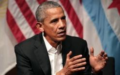 Cựu Tổng thống Obama tiết lộ lý do không đánh bom Syria