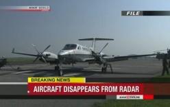 Tìm thấy máy bay trinh sát Nhật mất tích khi làm nhiệm vụ