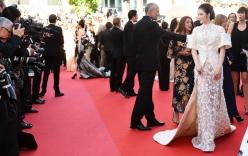 Lý Nhã Kỳ, Phạm Băng Băng đọ sắc trên thảm đỏ khai mạc LHP Cannes