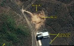 Sputnik: Triều Tiên đang nâng cấp bãi phóng tên lửa