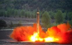 Nóng: Triều Tiên tiếp tục thử tên lửa đạn đạo