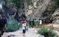 Tìm thấy thi thể nạn nhân chết đuối ở thác Chênh Vênh