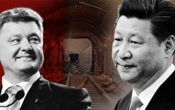 Ukraine cấm vận Nga và bị EU lạnh nhạt, Trung Quốc