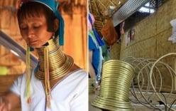 Cuộc sống cực kỳ bất tiện với phong tục tập quán cổ xưa của tộc người cổ dài