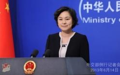 Trung Quốc phản ứng tin trừ khử 20 điệp viên CIA