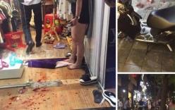 Vụ chém người tại shop quần áo: Nghi phạm là chồng đã ly thân của nạn nhân