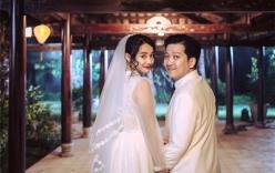 Nhã Phương lên tiếng về thông tin đám cưới với Trường Giang