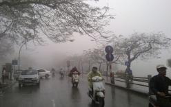 Thời tiết hôm nay 24/5: Hà Nội mưa dông, đề phòng tố lốc, gió giật