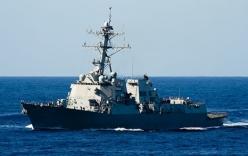 Biển Đông: Trump điều tàu chiến, lần đầu thách thức Trung Quốc