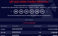 Vé trúng giải Jackot hơn 112 tỷ đồng được bán tại Hà Nội