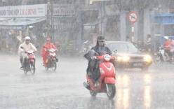 Thời tiết hôm nay 26/5: Nam Bộ mưa rất to, đề phòng sấm sét