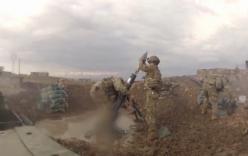 Video: Đặc nhiệm Mỹ nã đạn cối vào phiến quân IS