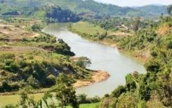 Học sinh lớp 5 mất tích trên hồ thủy điện