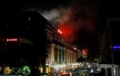 Tấn công ở sòng bạc Philippines, ít nhất 36 người thiệt mạng