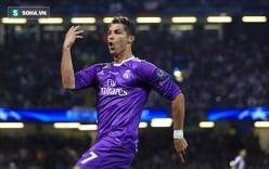 Cris Ronaldo bị