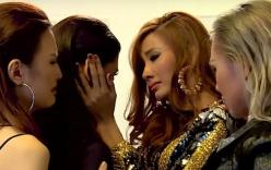 The Face tập 2: Học trò bị loại, Hoàng Thùy còn phải nghe Minh Tú dậy khôn