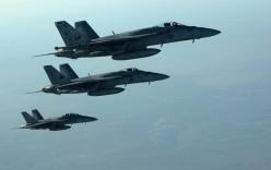 Chiến đấu cơ Mỹ bắn rơi cường kích của quân đội Syria