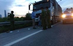 Hà Nội: Làm rõ vụ vợ chồng tài xế bị cướp tấn công trên đại lộ Thăng Long