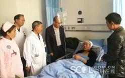 Bé 38 ngày tuổi cứu cả nhà thoát chết trong vụ lở đất ở Trung Quốc