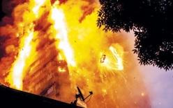 Cảnh sát Anh công bố nguyên nhân vụ cháy tòa chung cư Grenfell