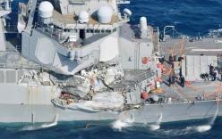 Vụ đâm nhau khiến 7 lính Mỹ tử nạn: Vì sao radar tàu chiến Mỹ không bắt được tín hiệu tàu Philippines?
