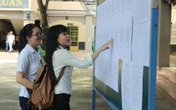Thời gian công bố kết quả thi THPT quốc gia 2017