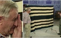 Cụ ông bật khóc khi biết tấm chăn cũ rích trong nhà đáng giá hàng tỷ đồng