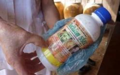 Cháu bé 11 tuổi đổ thuốc sâu vào bình nước nhà cậu ruột vì bị la mắng