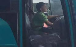 Trộm xe buýt, đứa trẻ 9 tuổi lái xe