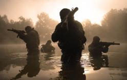 Bước đường cùng, đặc nhiệm Anh tay không dìm chết phiến quân IS