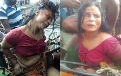 Người phụ nữ bị lột đồ, ném đá tới chết oan vì bị nghi bắt cóc trẻ em