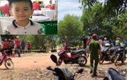 Vụ bé trai mất tích tử vong dưới ao: Thi thể có nhiều vết đâm sâu, hung khí gần hiện trường