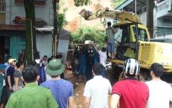 Hà Giang: Sạt lở đất khiến 2 bé trai tử vong