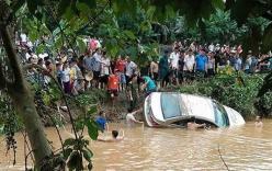 Vụ ô tô bị trôi xuống suối: Tìm thấy thi thể nạn nhân cuối cùng