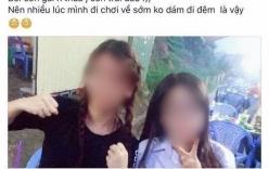 2 nữ sinh muốn tự tử vì bị MXH