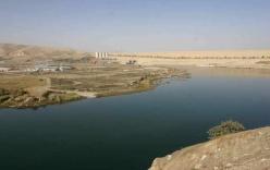 Hàng chục tay súng IS nhảy sông sau thất bại ở Mosul
