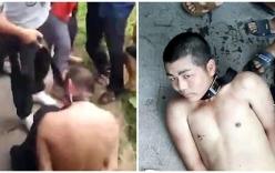 Video: Kẻ ấu dâm bị dân làng bắt trói khi đang tấn công bé gái ở Trung Quốc