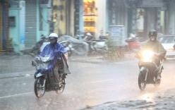 Thời tiết hôm nay 18/7: Miền Bắc tiếp tục mưa vừa, mưa to
