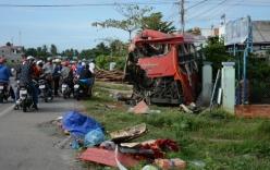 3 xe khách tông nhau, 3 người tử vong và nhiều người bị thương