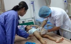 Hàng loạt trẻ mắc sùi mào gà ở Hưng Yên: Thêm 11 bé trai nhập viện