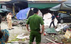 Danh tính cán bộ huyện lái xe biển xanh tông chết người ở Thanh Hóa